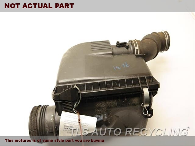 2006 Toyota Tacoma Air Cleaner. AIR CLEANER BOX 17700-0C150