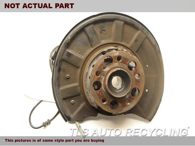 2014 Mercedes E350 rear nuckle / stub axle. RH,212 TYPE, SDN, E350, R.