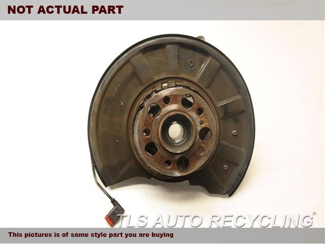 2014 Mercedes E350 rear nuckle / stub axle. LH,212 TYPE, SDN, E350, L.