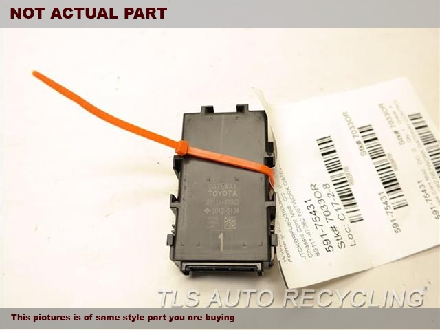 2016 Toyota Prius Chassis Cont Mod. 89111-47062 NETWORK GATEWAY CONTROL