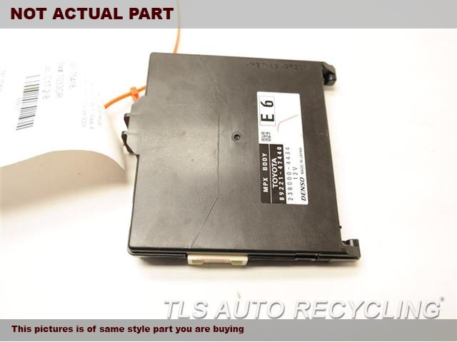 2016 Toyota Prius Chassis Cont Mod. COMPUTER89221-47440 MULTIPLEX NETWORK BODY