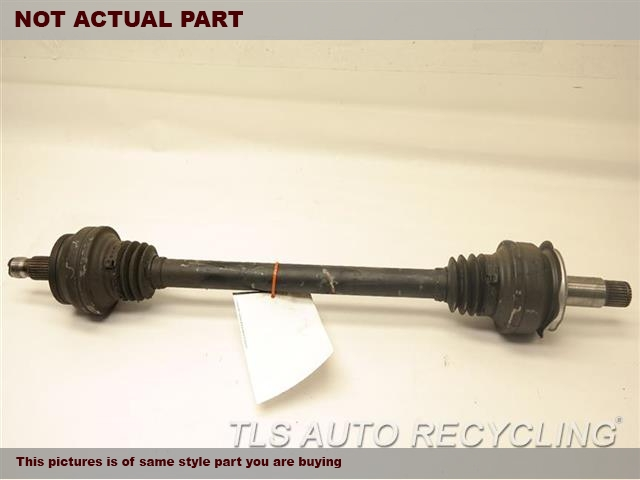 2013 Mercedes C250 Axle Shaft. REAR AXLE SHAFT 2043501710