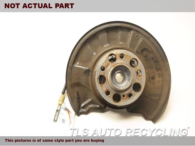 2013 Mercedes C250 rear nuckle / stub axle. 2043500441 2303570308PASSENGER REAR KNUCKLE W/HUB