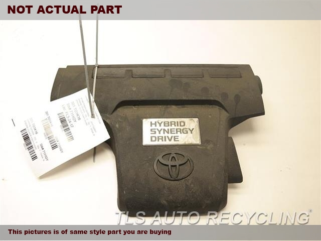 2017 Toyota Camry . RADIATOR SUPPORT COVER 53295-06130