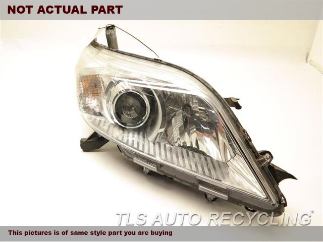PASSENGER SIDE HEADLAMP NIQ