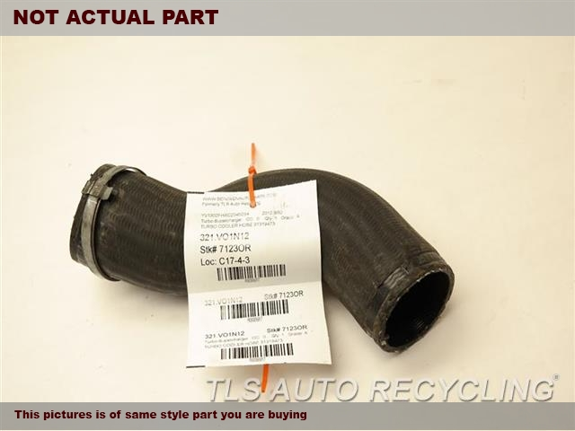 2012 Volvo S60 . TURBO COOLER HOSE 31319473