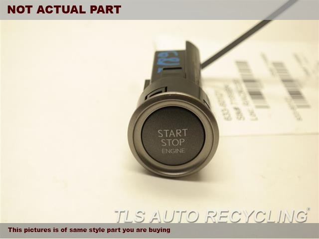 2014 Lexus IS 250 Ignition Switch. PUSH START BUTTON 89611-53030
