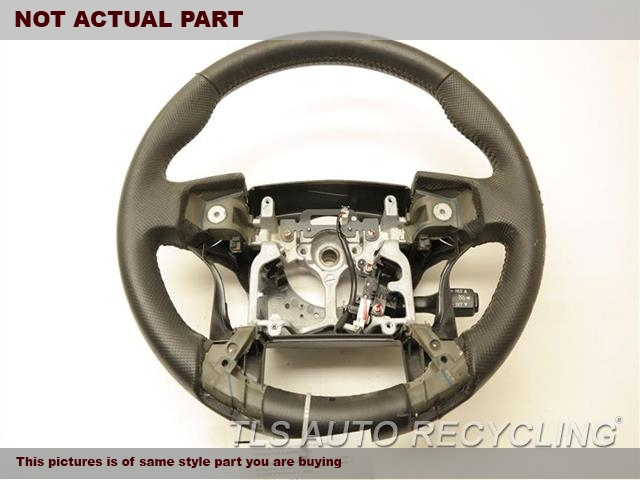 2016 toyota tacoma steering wheel 45100 04290 0 used a grade. Black Bedroom Furniture Sets. Home Design Ideas