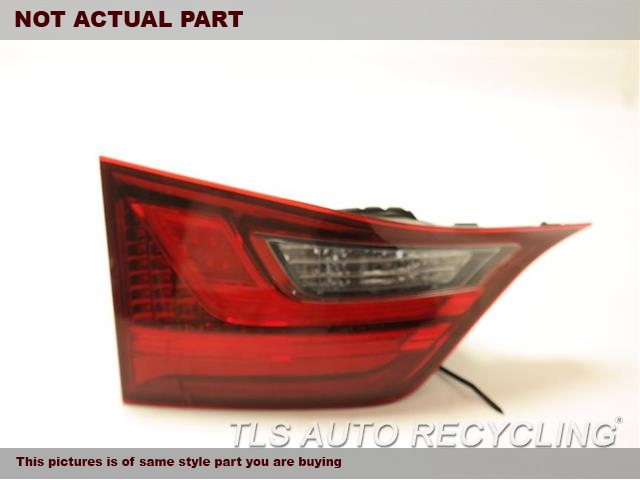 2013 Lexus GS 350 Tail Lamp. 81591-30490DRIVER LID MOUNTED TAIL LAMP