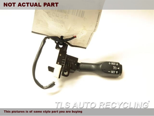 2016 Toyota Corolla Column Switch. CRUISE CONTROL SWITCH 84632-08021
