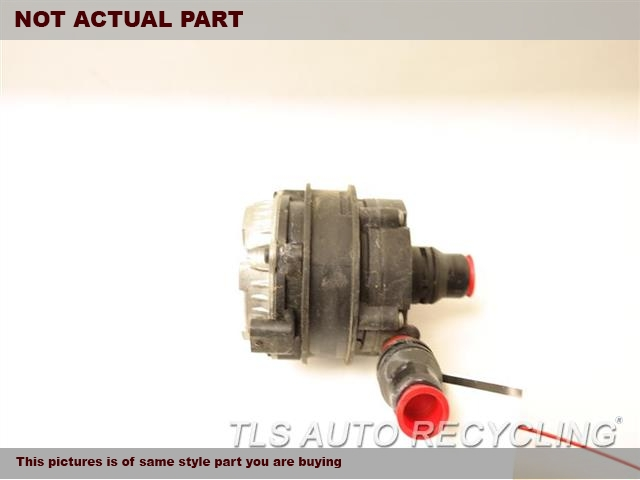 2016 Mercedes C300 water pump engine. AUXILIARY PUMP 2118350028