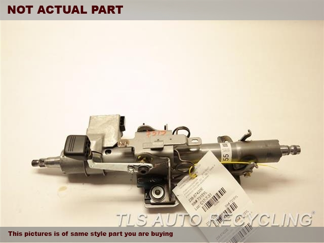2015 Lexus RC350 Steering Column. STEERING COLUMN FLOOR SHIFT, POWER