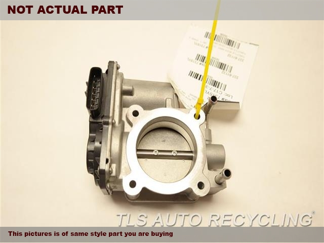 2017 Lexus IS200T Throttle Body Assy. (THROTTLE VALVE ASSEMBLY)