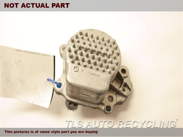 2016 Toyota Prius water pump engine. WATER PUMP 161A0-39035