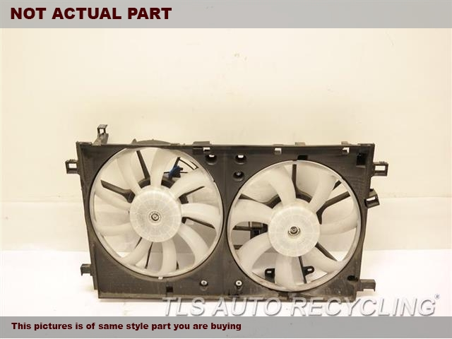 FAN ASSEMBLY, PRIUS