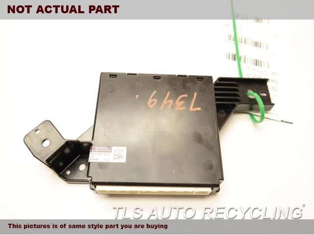 2015 Toyota Highlander Chassis Cont Mod. 88650-0E341 AIRCONDITIONER AMPLIFIER
