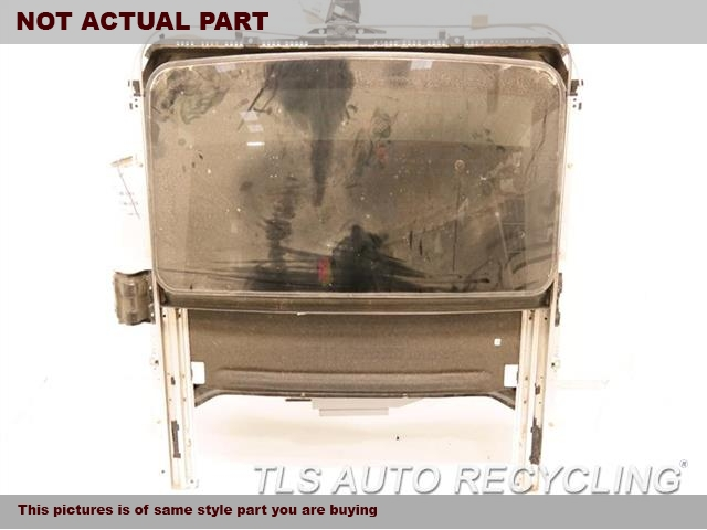 2013 Lexus ES300H Roof Assembly. SUNROOF ASSEMBLY 63111-33370