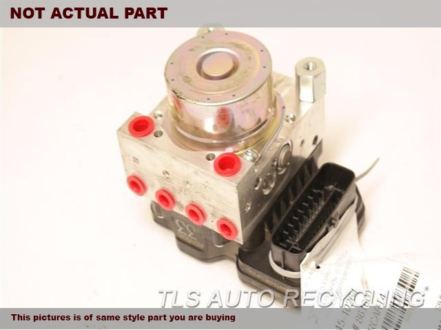 (ACTUATOR AND PUMP ASSEMBLY), (SDN)
