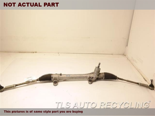 2016 Toyota Corolla Steering Gear Rack. POWER RACK AND PINION