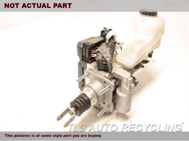 2016 Toyota Prius Abs Pump. ACTUATOR AND PUMP ASSEMBLY, PRIUS