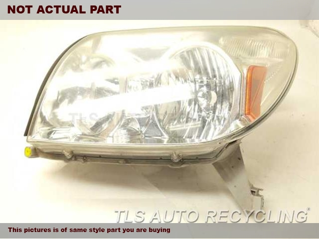 DRIVER HEADLAMP COMPLETE 81170-35400