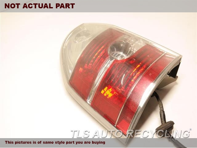 2005 Acura MDX Tail Lamp. LH