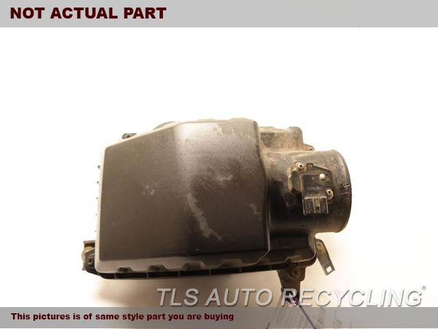 2007 Acura MDX Air Cleaner. (3.7L, 6 CYLINDER), UPPER,LOWER