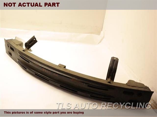 2007 Acura MDX Bumper Reinforcement, Rear. REINFORCEMENT BAR