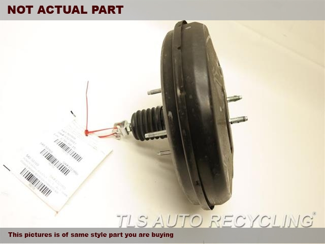 2008 Acura MDX Brake Booster. POWER BRAKE BOOSTER 01469-STX-A00