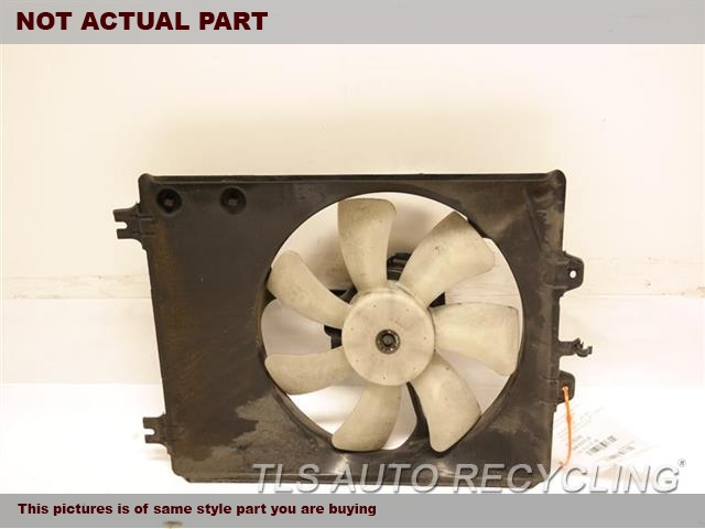FAN ASSEMBLY, RADIATOR