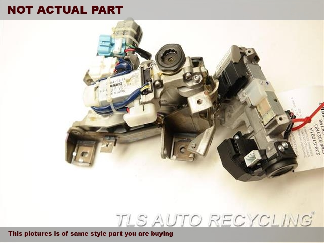 2007 Acura MDX Steering Column. STEERING COLUMN,FLOOR SHIFT