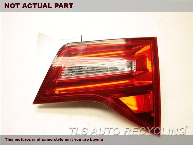 PASSENGER SIDE LID MOUNT TAIL LAMP