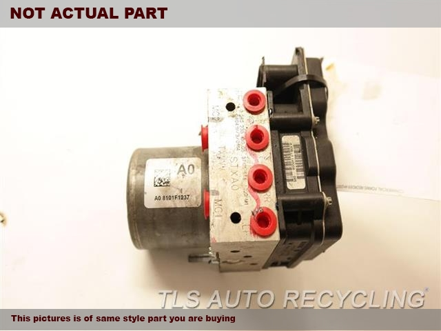 2007 Acura MDX Abs Pump. 57105STXA020 ABS,MODULATOR ASSEMBLY,