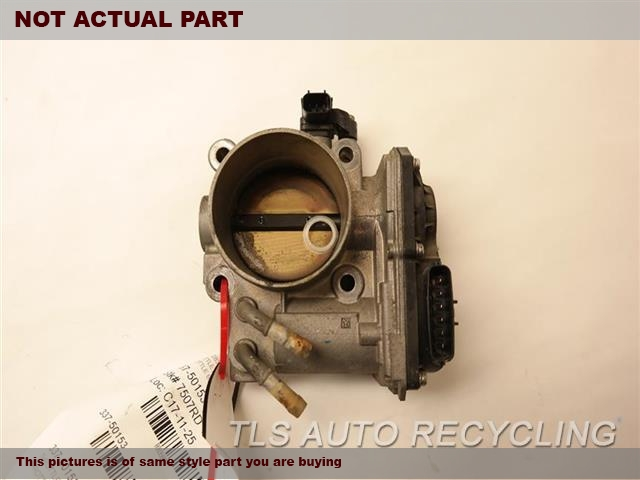 2007 Acura MDX Throttle Body Assy.  (3.7L) THROTTLE BODY