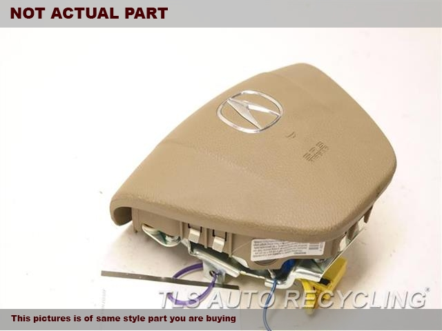 2007 Acura Mdx Air Bag  (FRONT), DRIVER, WHEEL