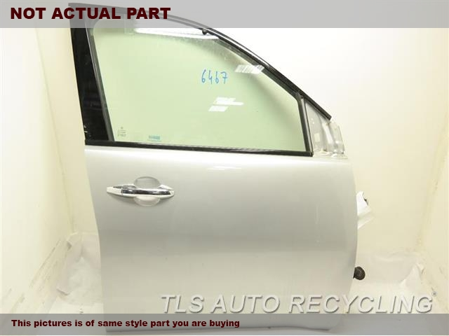 2007 Acura MDX Door Assembly, Front. 000,RH,GLD,4DR,PW,PL,PM,(ELECTRIC)