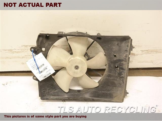 2010 Acura MDX Rad Cond Fan Assy. FAN ASSEMBLY, RADIATOR
