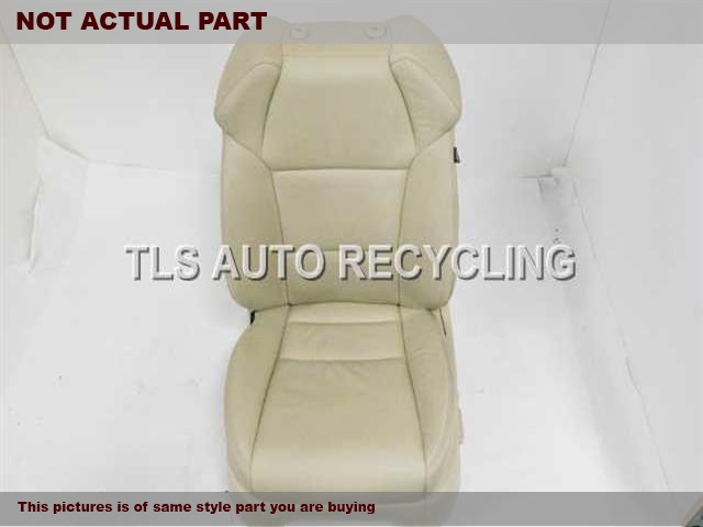 2010 acura mdx seat front car parts tls auto recycling. Black Bedroom Furniture Sets. Home Design Ideas