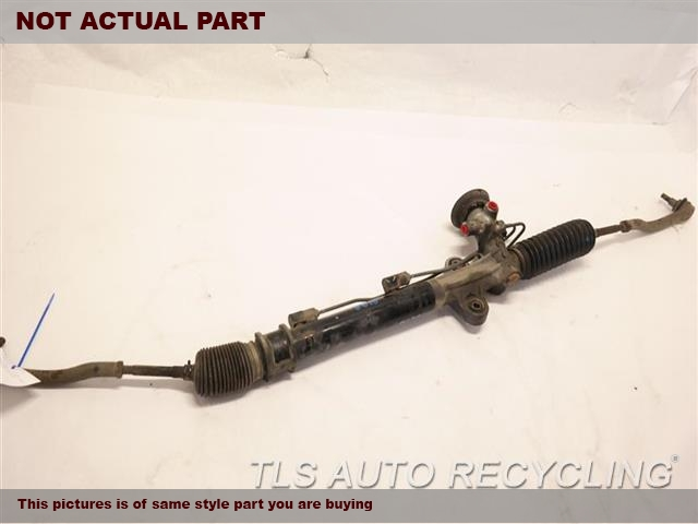 2011 Acura MDX Steering Gear Rack. STEERING GEAR RACK 53601STXA01
