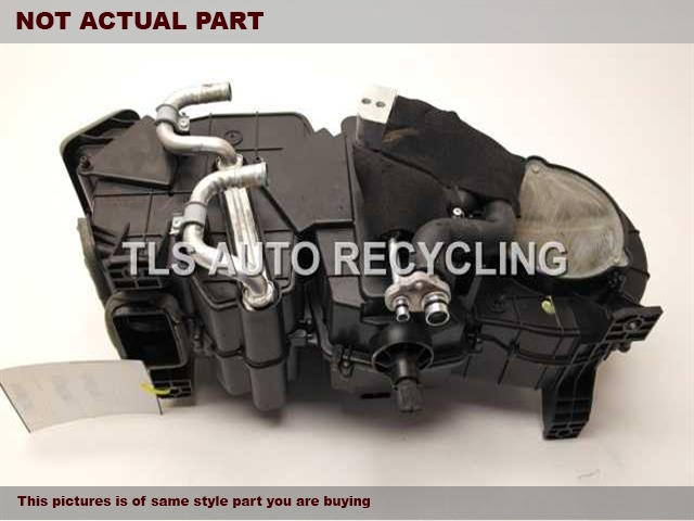 2011 Acura MDX AC Evaporator Housing. 79106STXA44 80215STXA01 79115SHJA01AC EVAPORATOR HOUSING ASSEMBLY