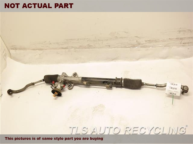 2007 Acura MDX Steering Gear Rack. POWER RACK AND PINION