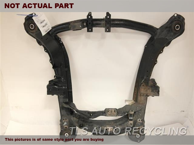 2007 Acura MDX Sub Frame. REAR CROSSMEMBER