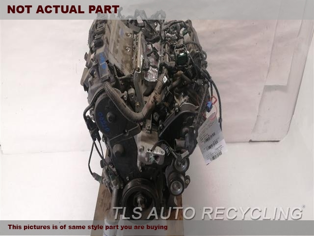 2012 Acura MDX Engine Assembly. ENGINE ASSEMBLY 1 YEAR WARRANTY
