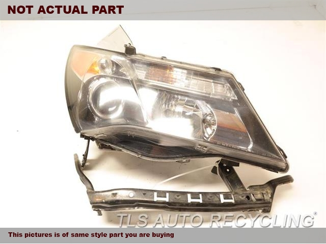 2011 Acura Mdx Headlamp Assembly Car Parts Tls Auto