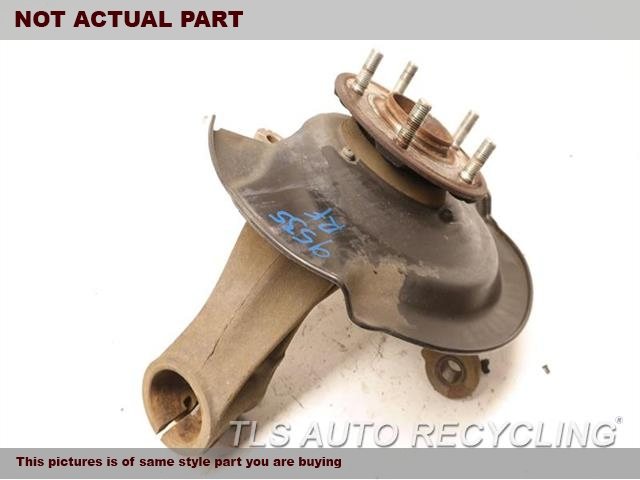 2014 Acura MDX Spindle Knuckle, Fr. RH