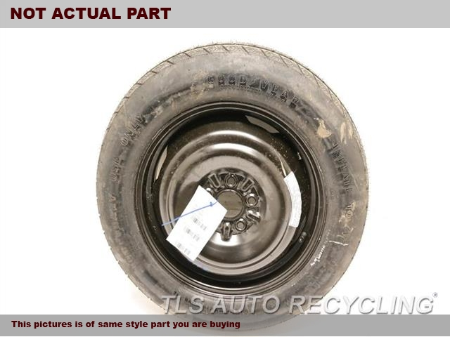 17X4 COMPACT SPARE WHEEL