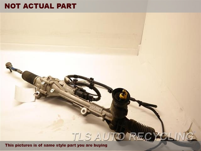2014 Acura RLX Steering Gear Rack. W/O LH, RH TIE RODPOWER RACK AND PINION, (ELECTRIC PO