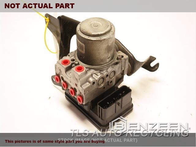 2007 Acura TL Abs Pump. 3.5L,MODULATOR ASSEMBLY, (VEHICLE S