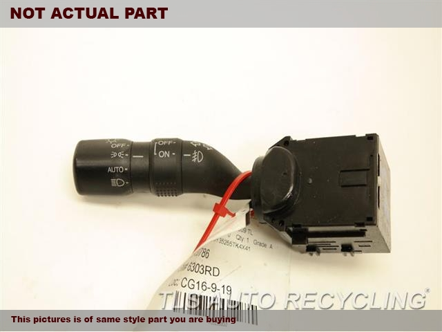 2012 Acura TL Column Switch. HEADLAMP SWITCH 35255TK4X41