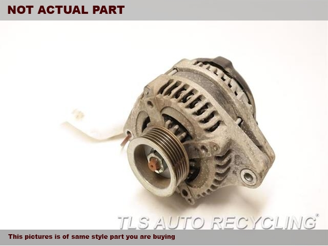 2012 Acura TL Alternator. ALTERNATOR
